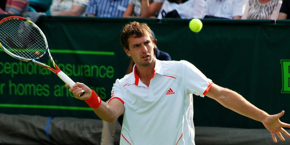 Ernests Gulbis In Action